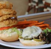 San Diego Burger
