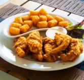 Crispy Chicken Tender Dinner