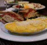 TURKEY CLUB from sandiego grill best restaurant in the port orange area