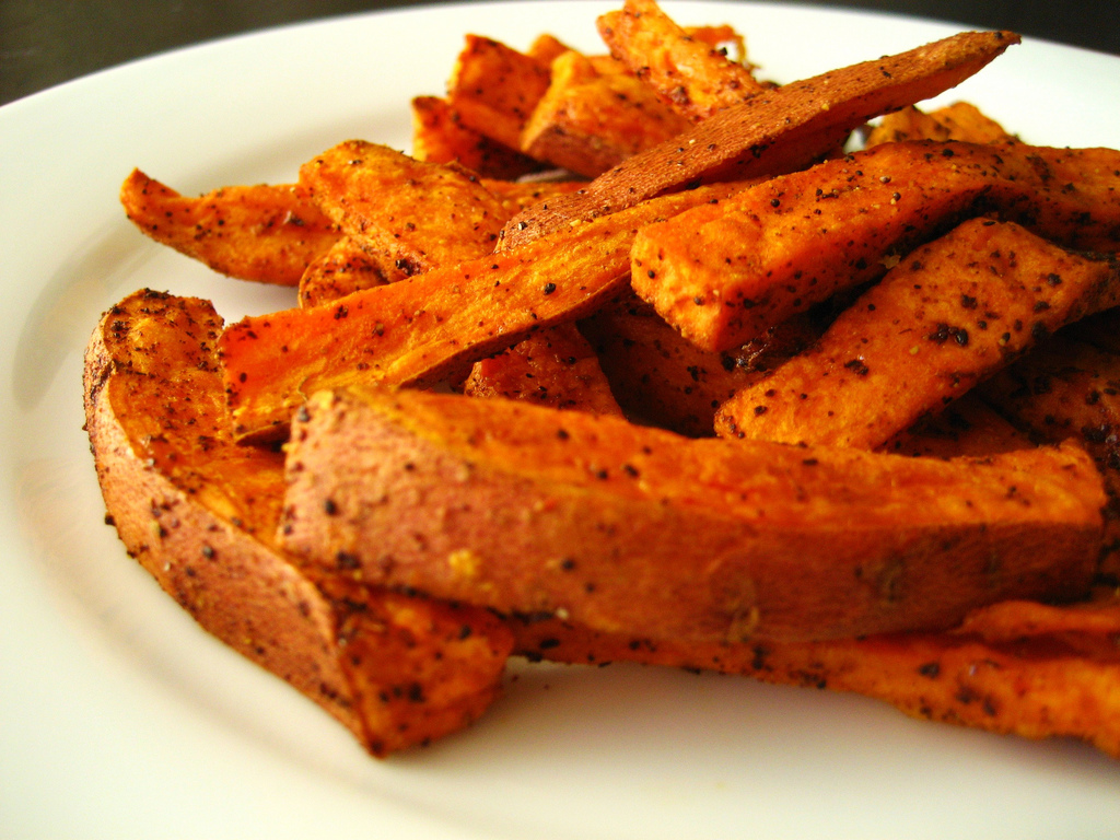 Sweet Potato Fries best restaurant near port orange
