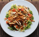 Blackend chicken salad