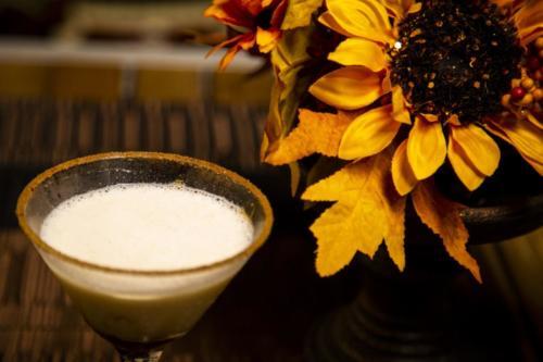 Pumkin Martini